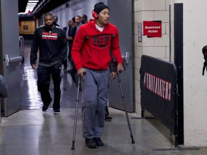 "Rose on His Recovery: ""I'm Getting Bionic Legs"""