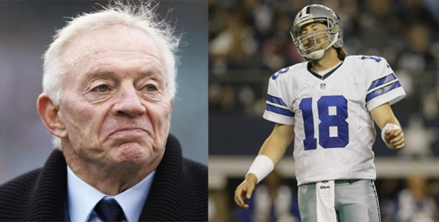 Jerry Jones Slapped Grandson After Cowboys Lost