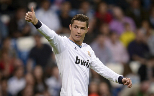 Ronaldo-Thumbs-Up