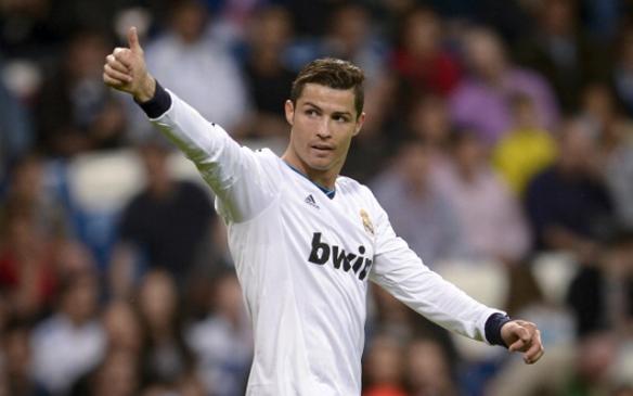 Ronaldo-Thumbs-Up