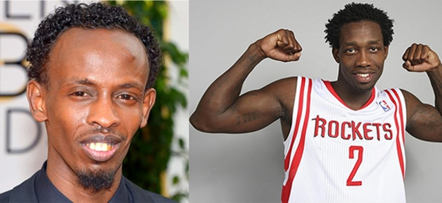 Barkhad Abdi Kidnapped Rockets Player Patrick Beverley