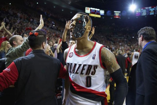 Damian Lillard Revealed To Be A Machine
