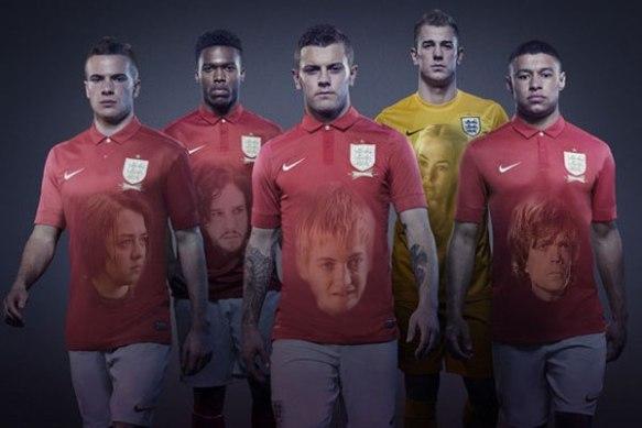EnglandJersey