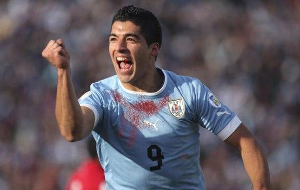 Luis-Suarez-Uruguay